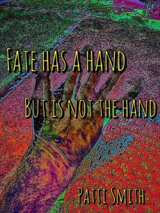 fate has a hand but is not the hand
