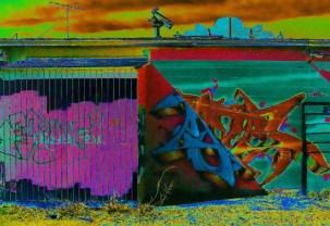 35mm graffiti off main