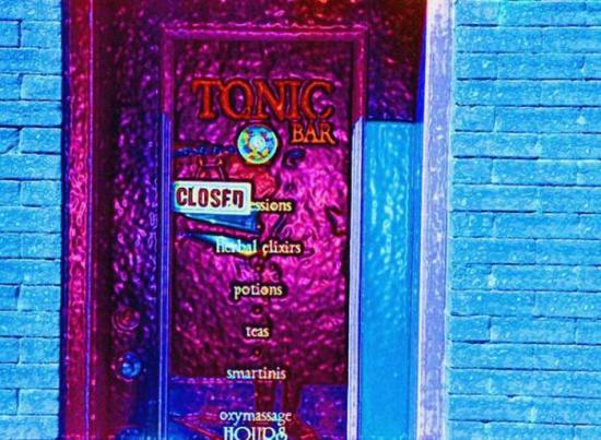 35mm tonic bar