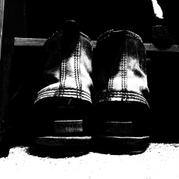 Digital bw boots