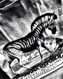 iphone bw zebra