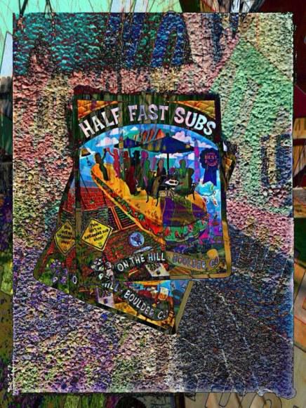 i - half fast subs