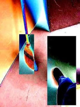 d - dust my broom
