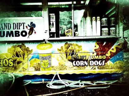 dn - corn dogs