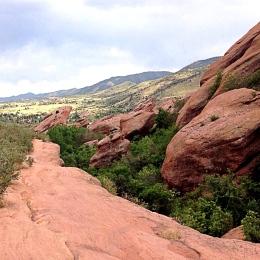 dn - red rocks