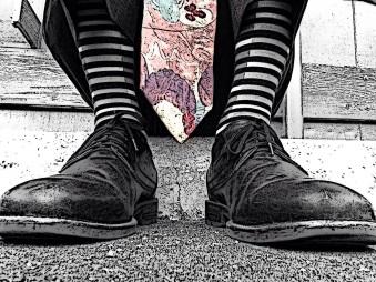 i - bwc - clown shoes
